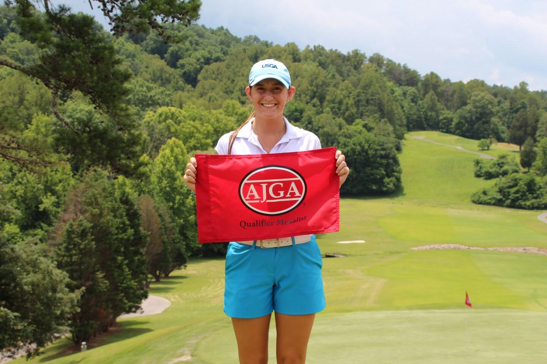 Girl  Medalist - McKinley Cunningham - Qualifier - Scott Stallings Junior Championship (1).JPG