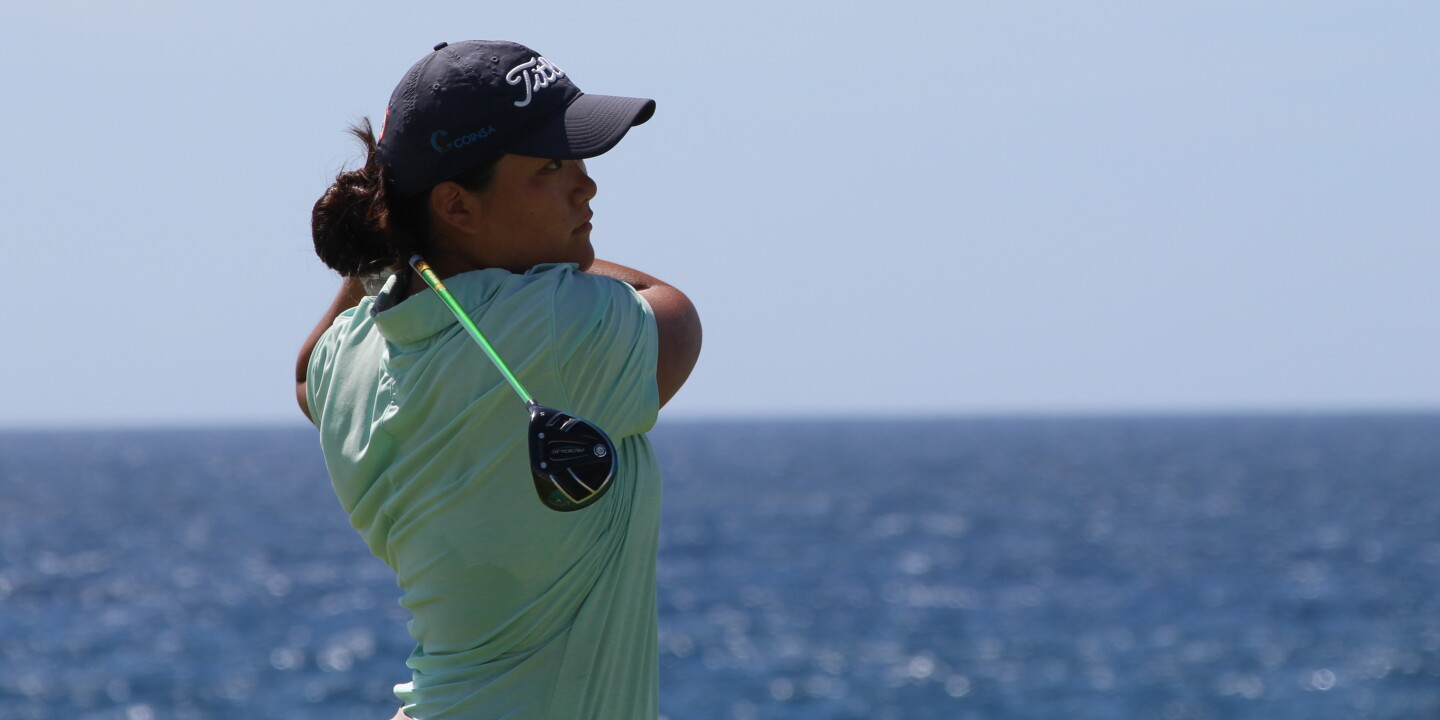 Yae Eun Kim - Twitter - AJGA DOMINICAN JUNIOR OPEN PRESENTED BY PUNTACANA RESORT & CLUB