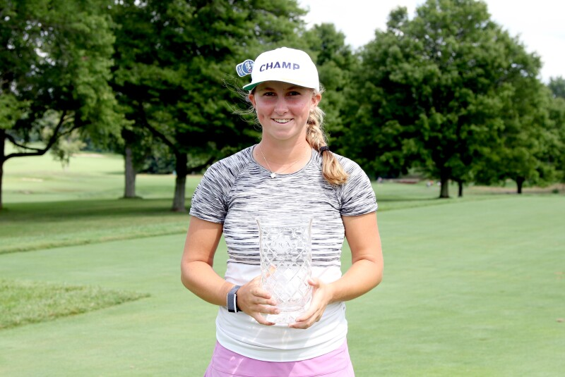 Jennifer Cleary Girls Division Champion - 2020 - Imperial Headwear Junior Classic.jpg