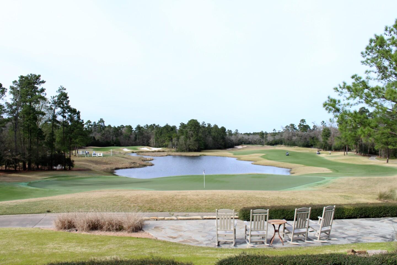 Carlton Woods Golf Course
