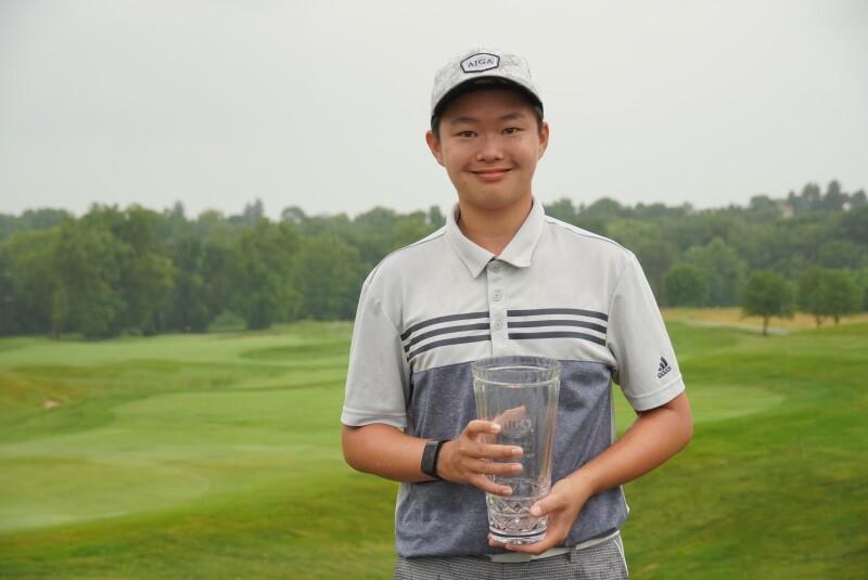 Andre Zhu champ photo 2021- Junior Golf Hub Junior All-Star.JPG