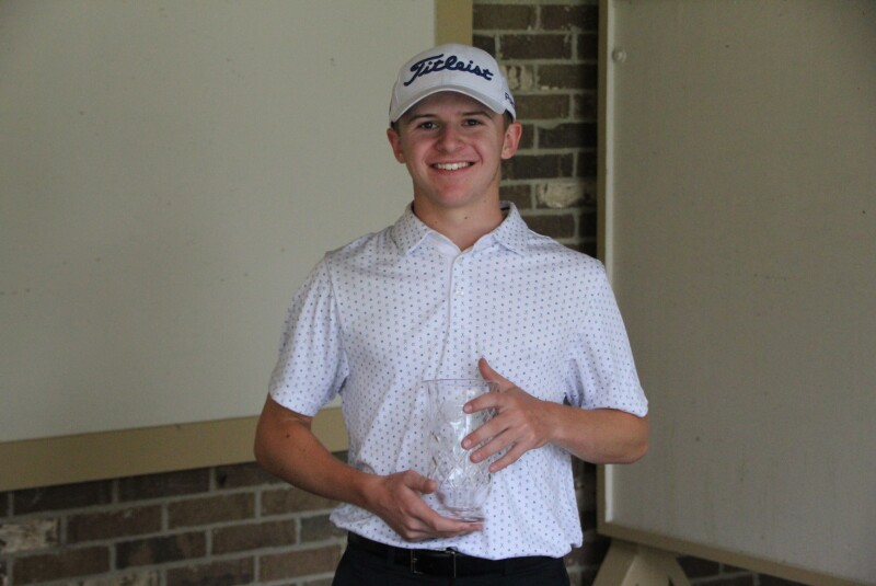 Memorial Jr Championship - Zach Burton - Hickory Hills Golf Club - Awards - 2021 (2).JPG