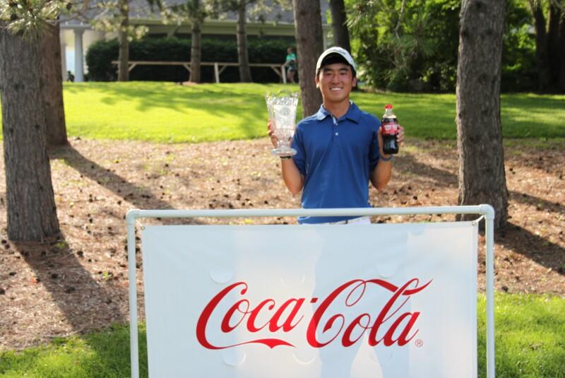 Doug Ghim 2011 Coca-Cola Junior Championship at Boyne Highlands