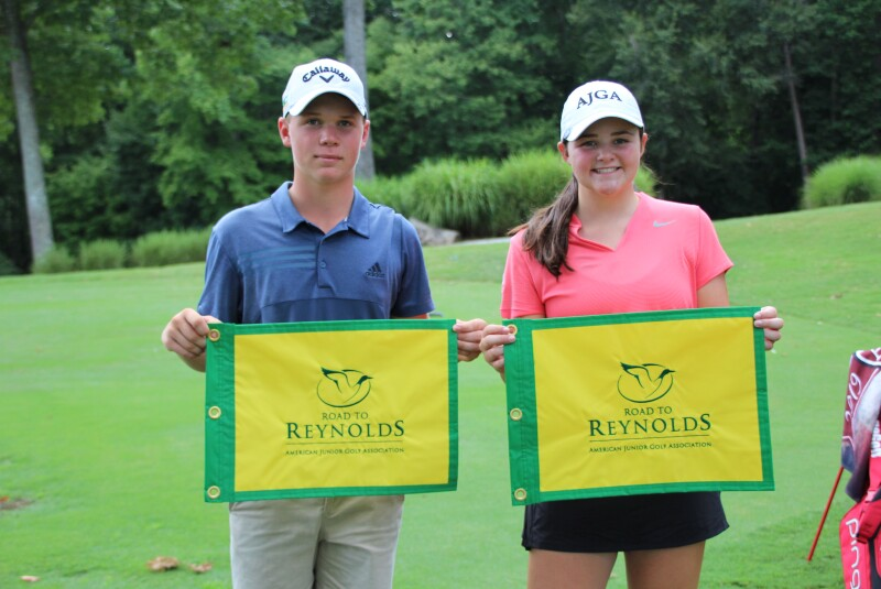 Caleb Surratt-Savannah Barber-Champions-Road to Reynolds-Flag-State-2019-AJGA Junior All-Star presented by the Spinnaker Foundation (3).JPG
