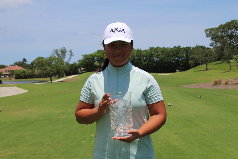 Mi Li 1st Place - 2021 - AJGA Junior Championship presented by the Spinnaker Foundation (2).JPG