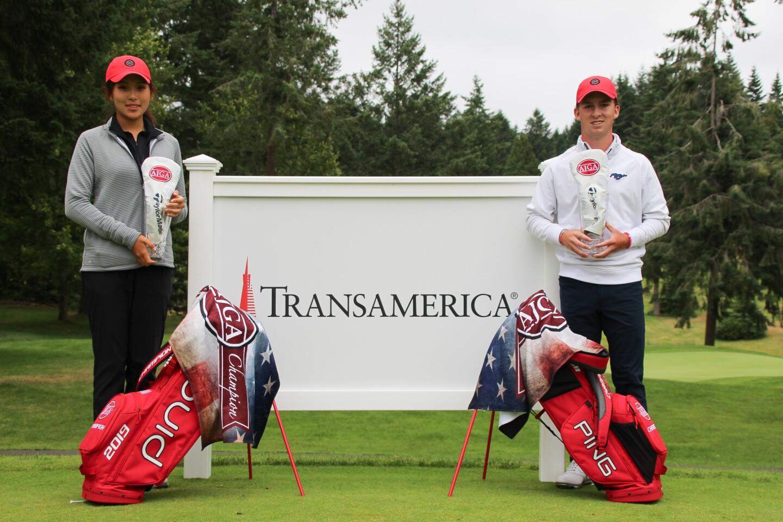 Jieming Yang & Davis Cooper - Champions - Bags - 2019 - Kyle Stanley Championship presented by Transamerica.jpg
