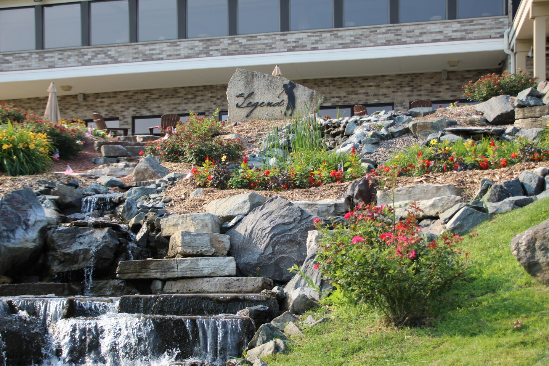 2021 - Clubhouse Waterfall - The Legend at Merrill Hills - 2021 Wincraft McArthur Towel & Sports Future Legends (2).JPG