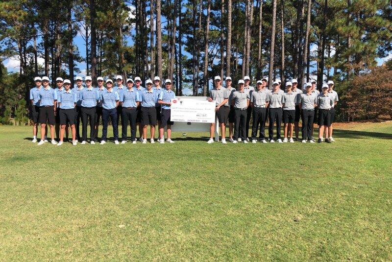 2019 Carolina Cup check photo