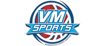 VM Sports Tournament Logo