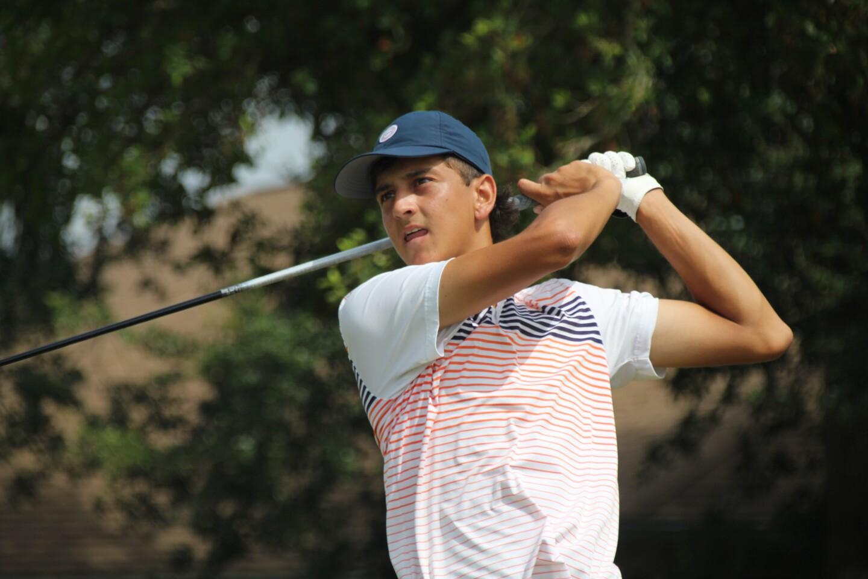Gustavo Rangel-AJGA Junior at Stoneybrook - 2021