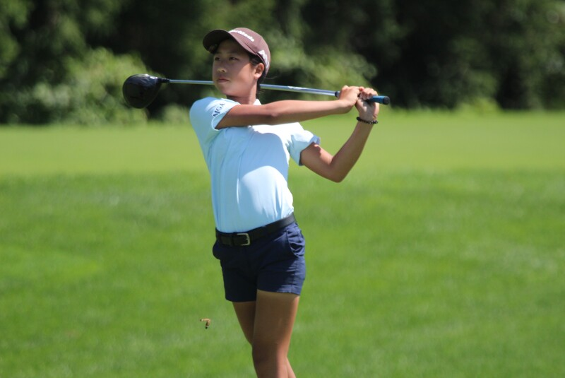Maye Huang- 2020- Junior Golf Hub Junior All-Star presented by Explore York.JPG