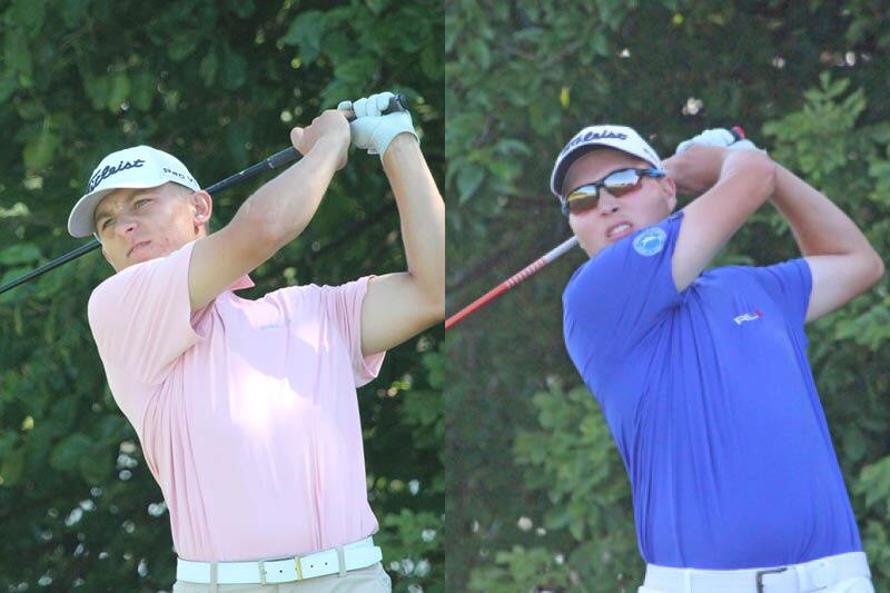 Gunnar Broin and Nick Pittman