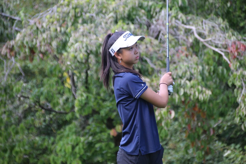 Derica Chiu tee shot -2021- Transamerica Junior Open.JPG