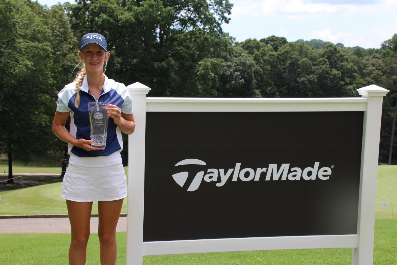 Ava Merrill 2020 TaylorMade TP5 Junior All-Star.JPG