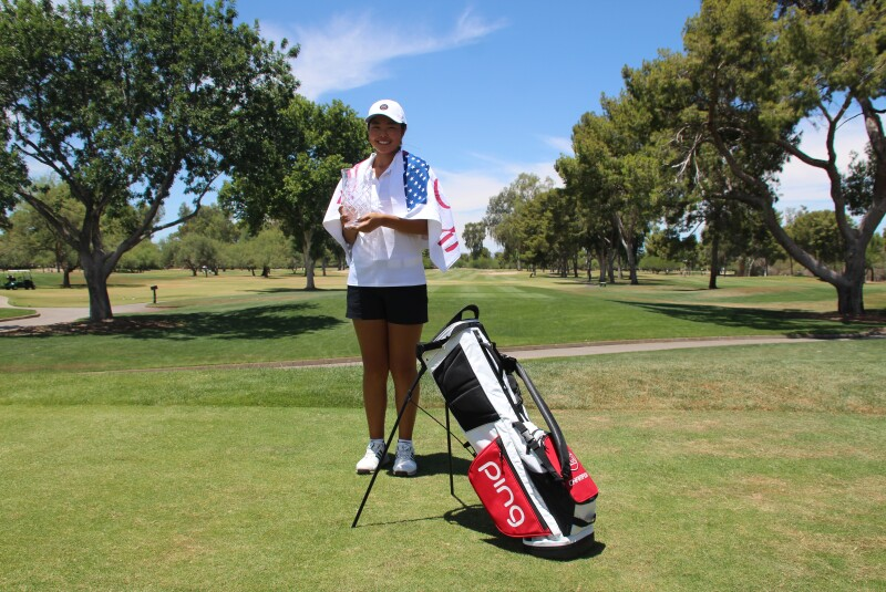 Kylie Chong Champion with Bag-AJGA Tucson Junior presented by Hilgers Orthodontics-2021.JPG