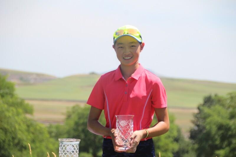 Angela Zhang Girls Runner-up Awards Ceremony-AJGA Junior at Palouse Ridge-2021.JPG