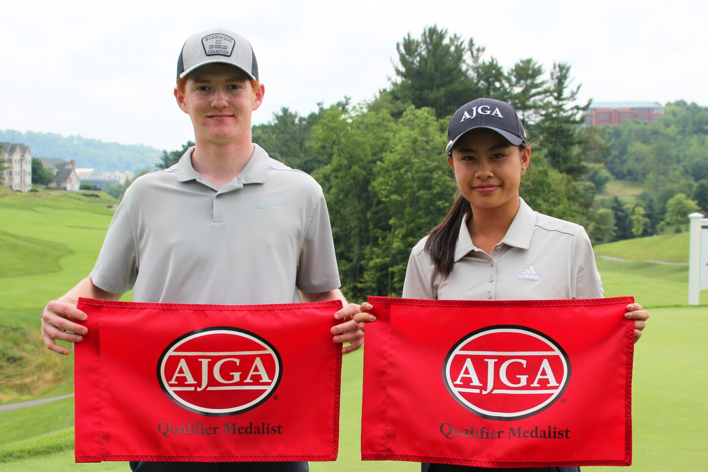 Michael Crowley. Abigail Wiranatha. Qualifier Pics. AJGA Junior at Southpointe presented by DICK'S Sporting Goods (website) (1).jpg
