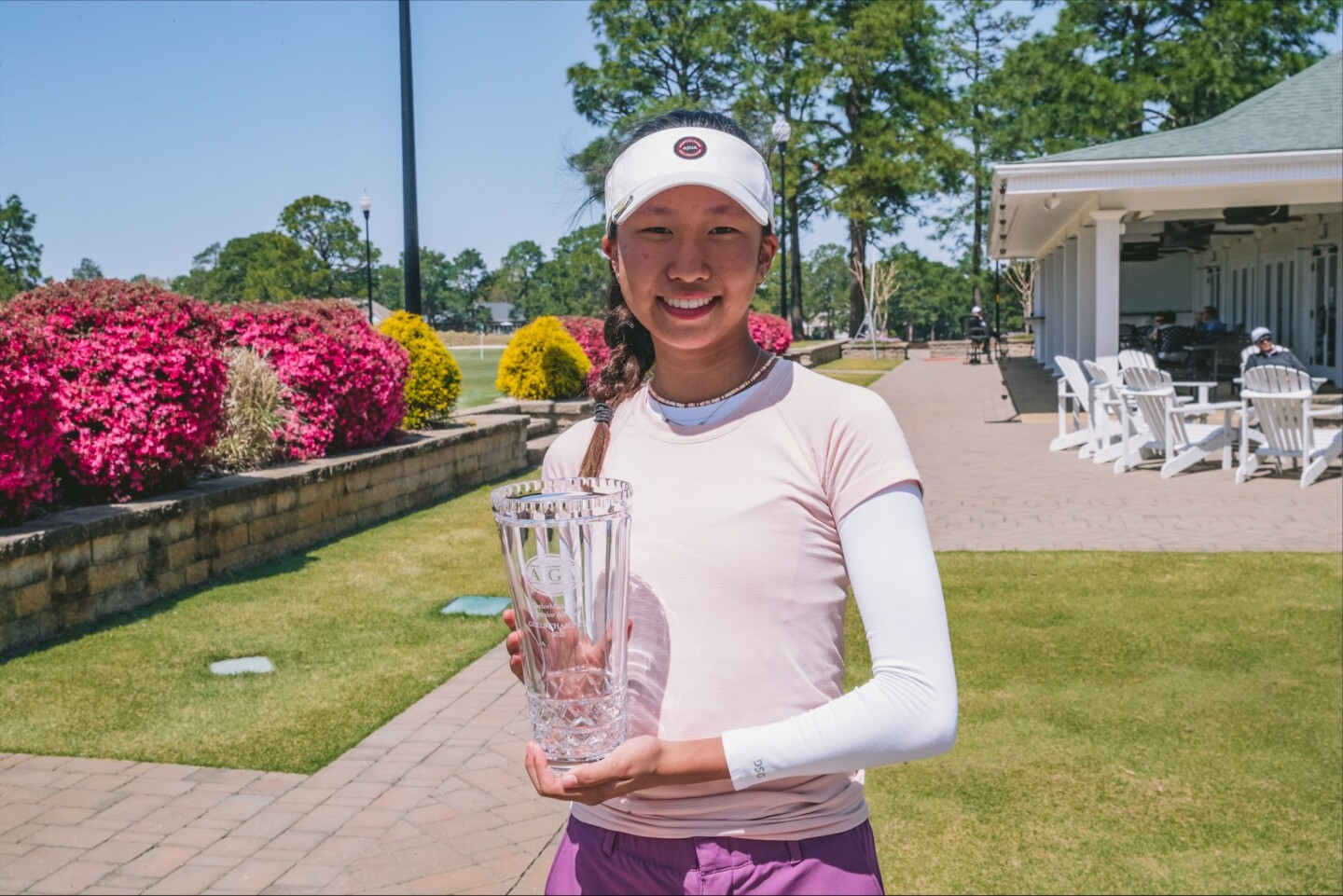 Lily Zhang - TaylorMade TP5 Junior All-Star  - 2021.png