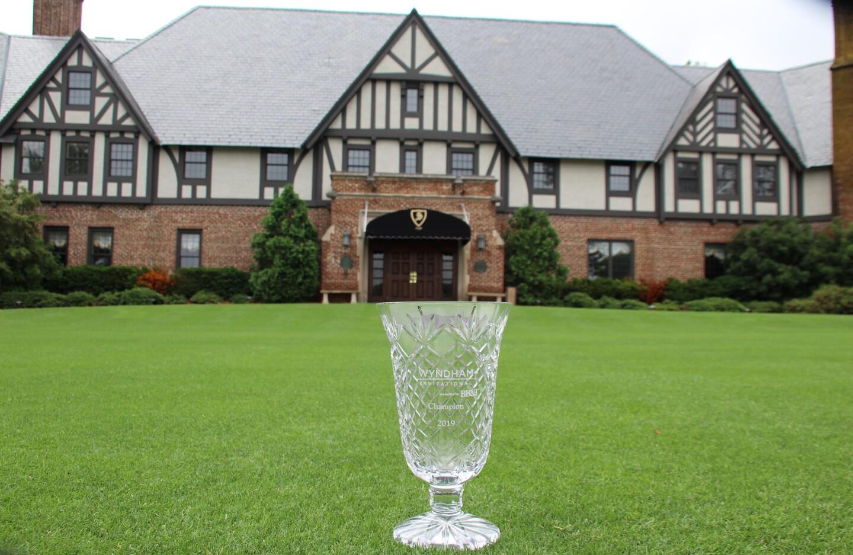 Wyndham Invitational Trophy