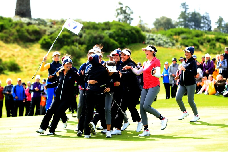 PING Junior Solheim Cup 2019 USA Champions