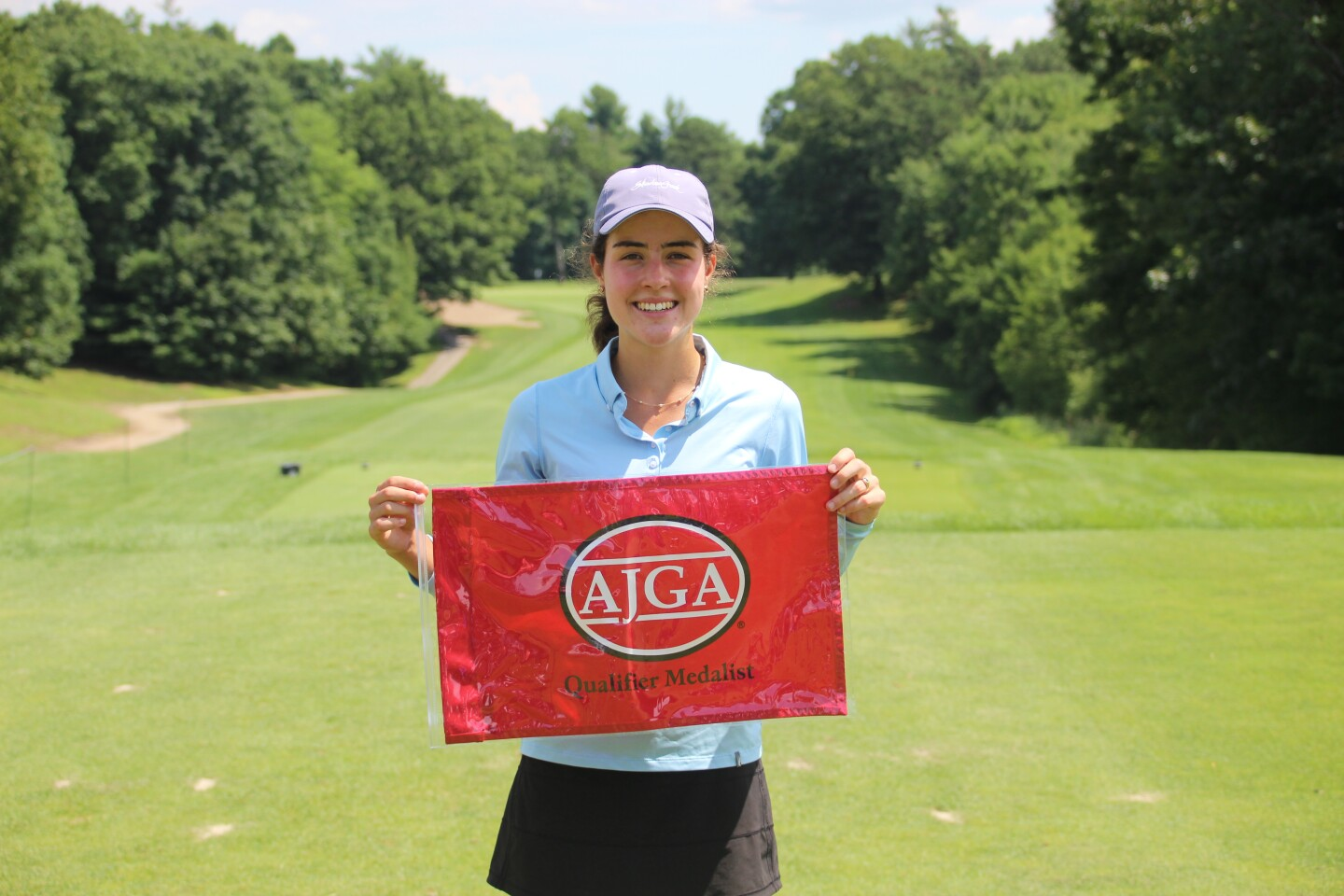 Josephine Genereux Qualifier Girls Medalist - 2020 - Junior Golf Hub Championship presented by John D. Mineck Foundation.JPG