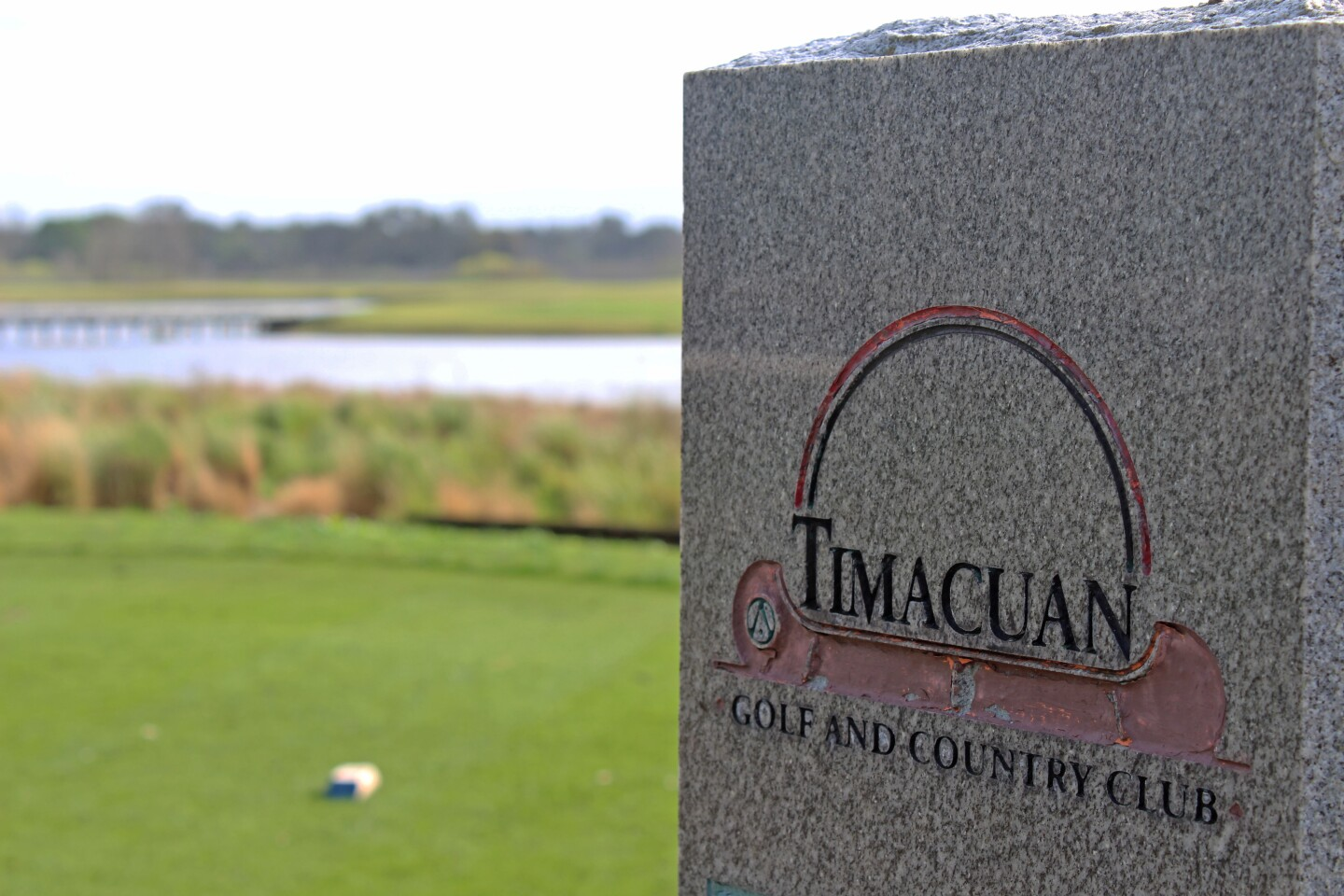 Timacuan Golf and Country Club Sign - 2020 - Sean Foley Performance Junior Championship.JPG