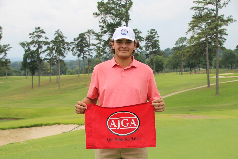 Aiden Collier Qualifier Stewart Cink Championship by Transamerica