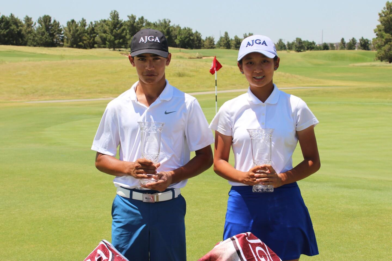 Jaivir Pande and Bridget Ma