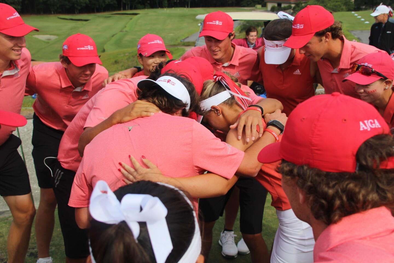 Red team chant Second Round  - Wyndham Cup  (2).JPG