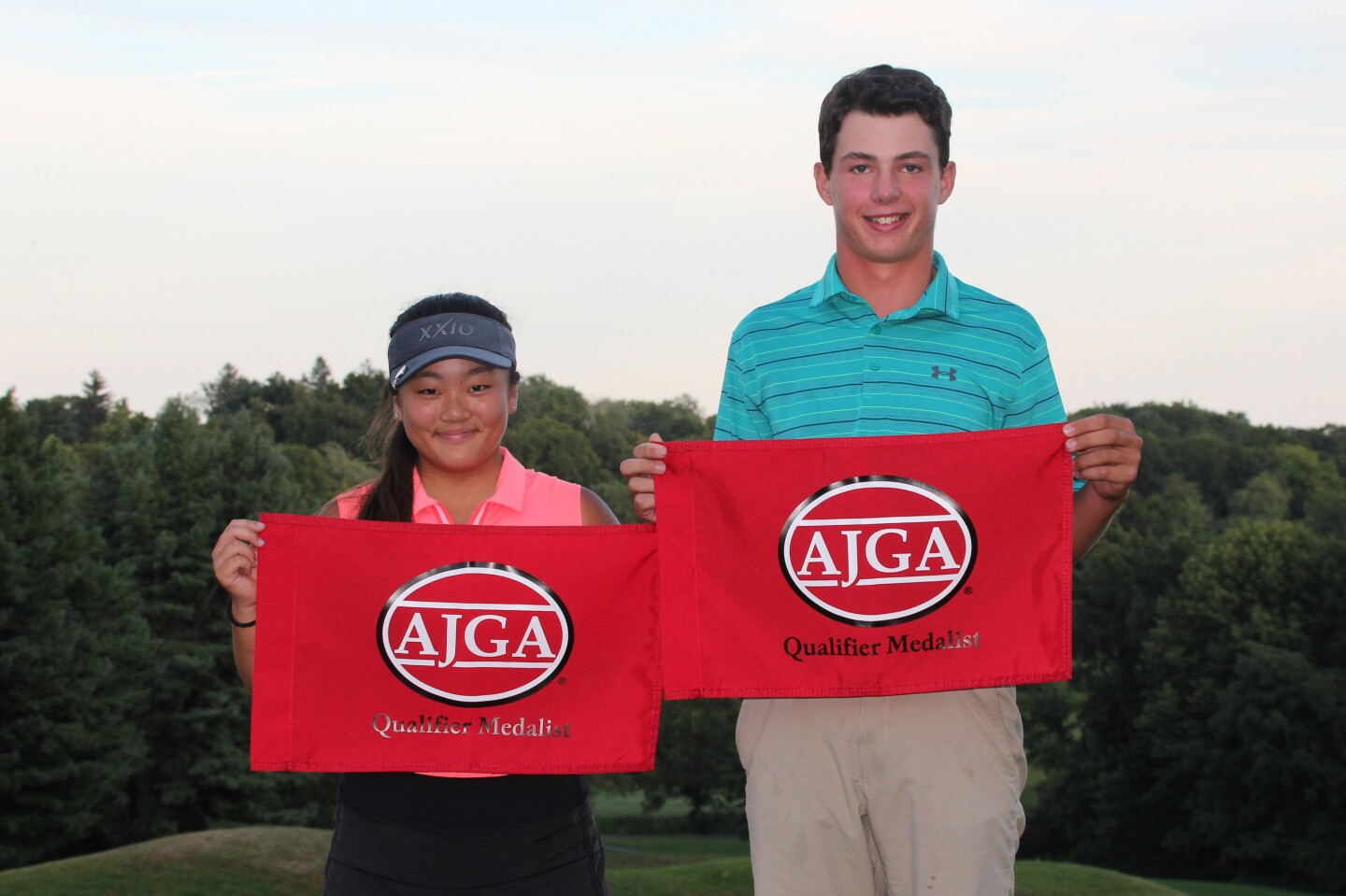 Lee, Feschuk - Qualifier Medalists - 2019 - Golf Performance Center JAS - Redding CC  (web).jpg