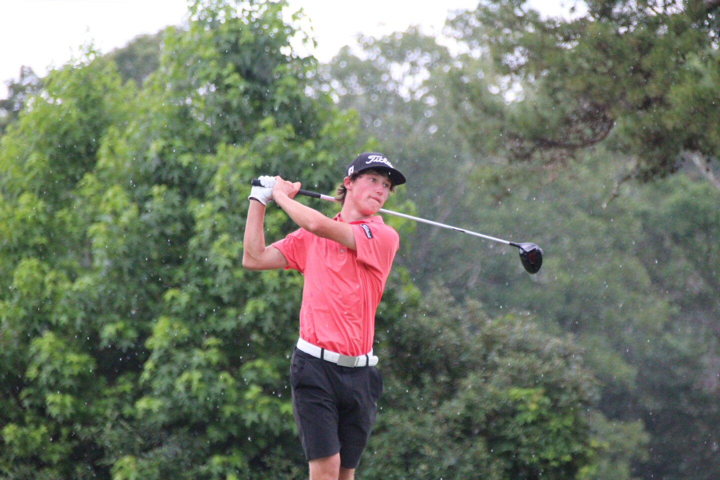 David Ford - Third Round - AJGA Invitational at Sedgefield