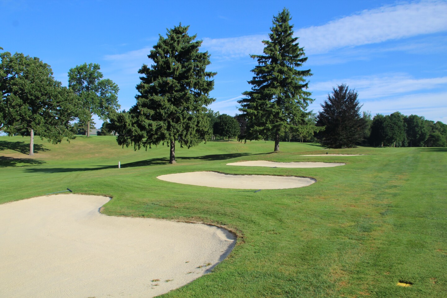 Forest Lake Country Club Course Photography