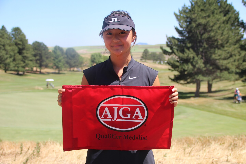 Esther Yoo Girls Qualifier Medalist-AJGA Junior at Palouse Ridge-2021.JPG