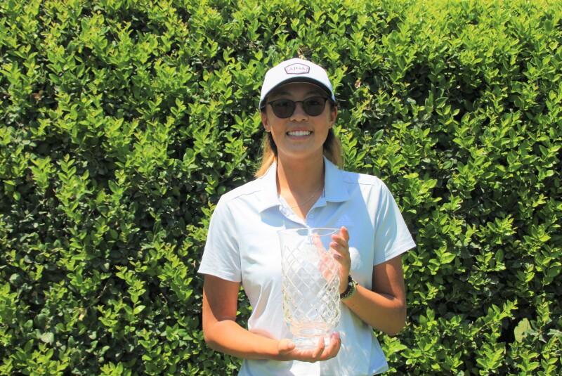 Adora Liu champion trophy  -2021- AJGA Junior at Peach Tree presented by Visit Yuba Sutter.JPG