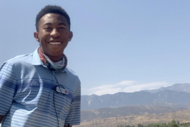 Hampton Clark nature 2020 internship
