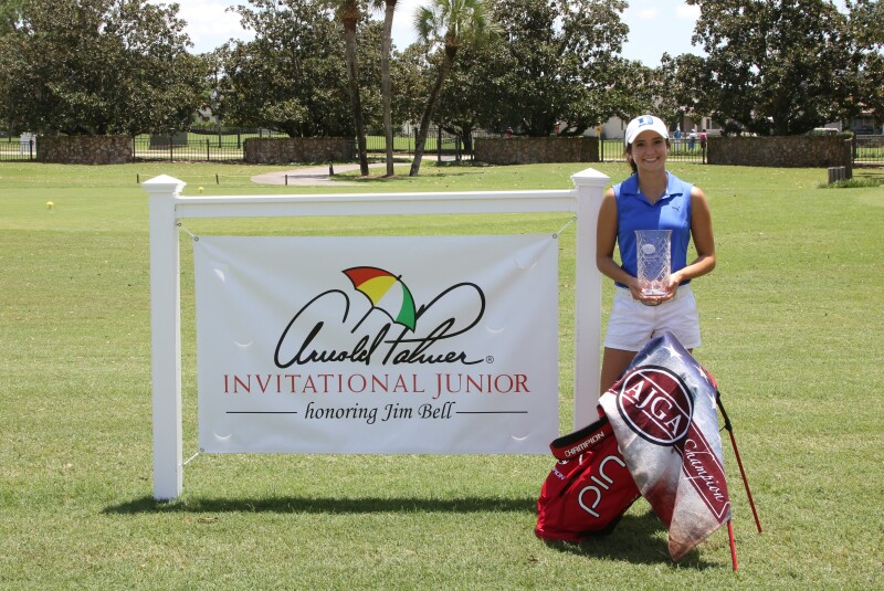 Andie Smith Champion Gifts - 2020 - Arnold Palmer Invitational Junior.jpg