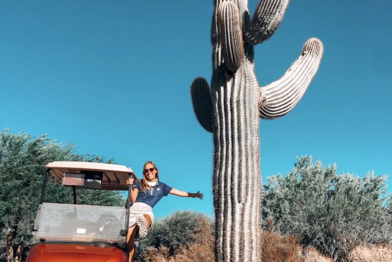 Sydney Della-Flora 2020 internship cactus
