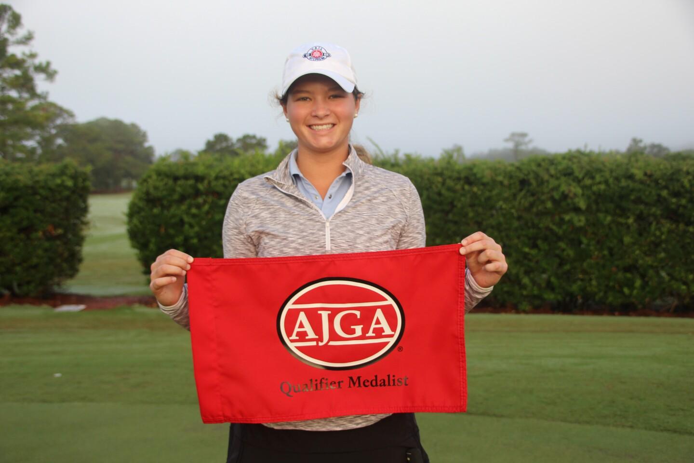 Katherine Cook - Qualifier Medalist - Visit Tallahassee Junior Championship - 2020.JPG