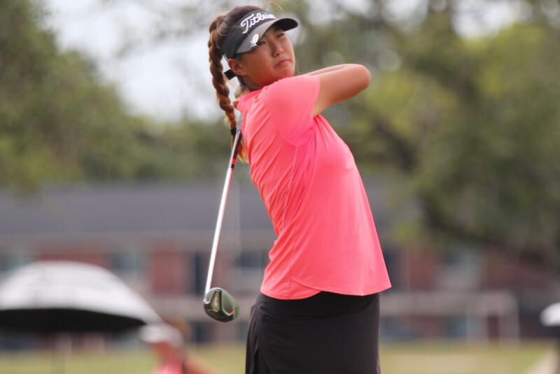 Summer Lee - Action Photo 2 - 2020 - AJGA Junior All-Star presented by Bryan College Station Sports & Events.JPG