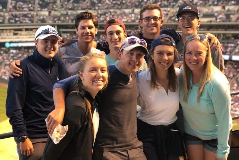Katie Nord with 2018 Summer Interns.png
