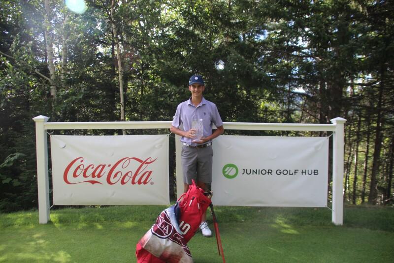 Sebastian Moss Signage - 2020 - Coca-Cola Junior Championship at Sugarloaf presented by Junior Golf Hub.JPG