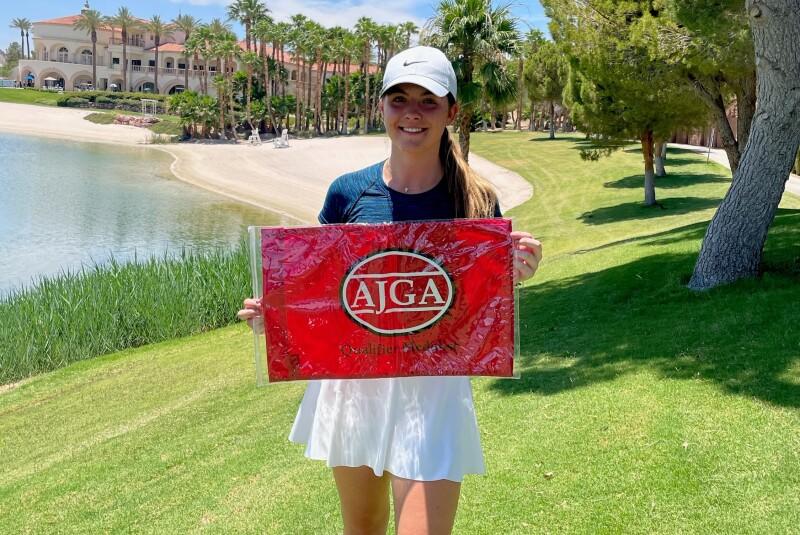 Logan Allen medalIst flag - AJGA Lake Las Vegas Jr - 2021.jpg