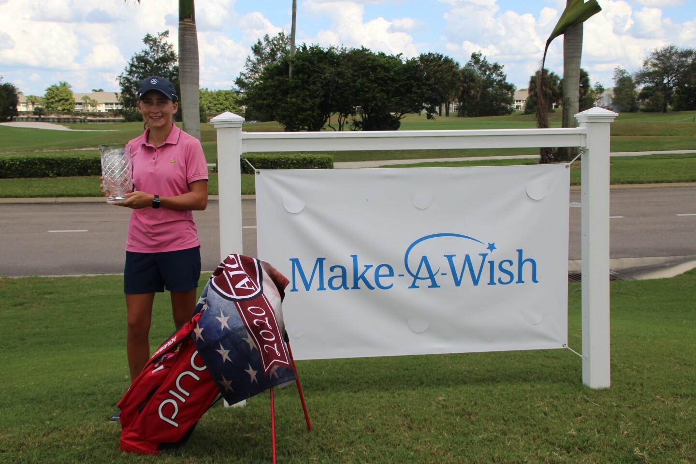 Katelyn Huber - 2020  - AJGA Junior Championship benefiting Make-A-Wish