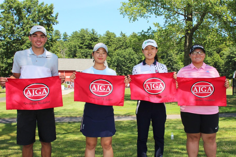 Park, Huh, Huang, Norton. Qualifier Medalist Photo. Junior Golf Hub Championship. 2019 (website crop).jpg
