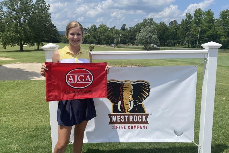Emree Cameron - Girls Qualifier Medalist - 2021 - Westrock Coffee Junior Championhip.jpeg