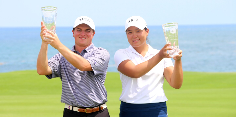 Yae Eun Kim, Nicholas Arcement champions Dominican