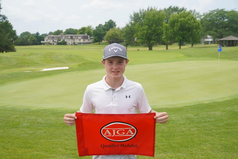 Chance Rinkol Medalist Photo-AJGA Stan Utley and Mid-America Youth Golf Foundation Junior Championship-2021 (2).JPG