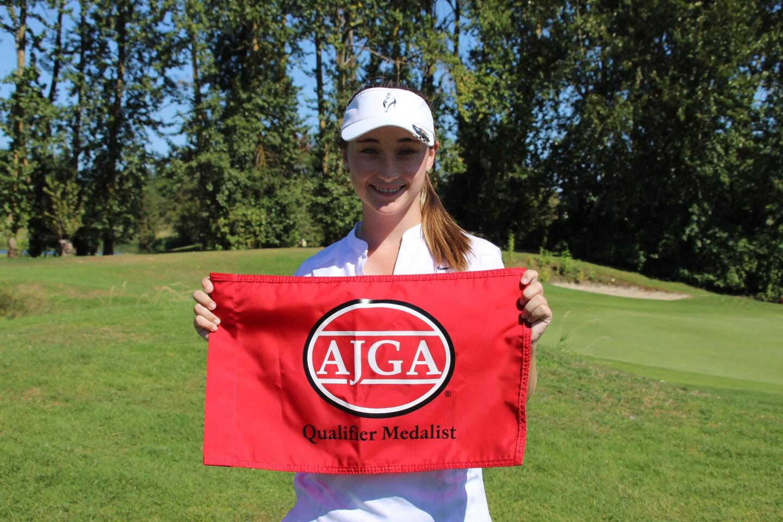 Aidan McCleneghan Qualifier Medalist Flag - 2020 - adidas Golf Junior All-Star.JPG