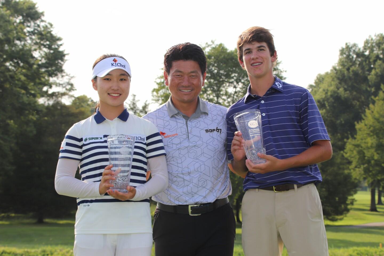 Kabin Choi, KJ Choi, and Gaven Lane Champion Pic - KJ Choi Foundation Junior Championship presented by SK Telecom - 2019 (43).JPG