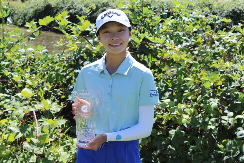 Chloe Lam Close Up - 2020 - adidas Golf Junior All-Star.JPG